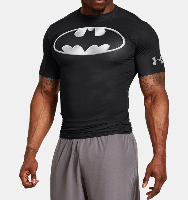 Ultramoderne Men's Under Armour® Alter Ego Chrome Short Sleeve Compression UG-44