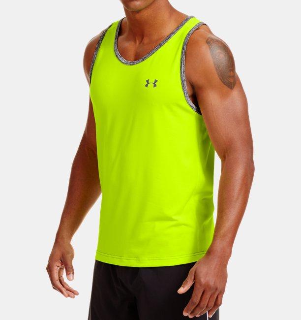 orden Horno agrio  Camiseta sin mangas UA Tech™ para hombre | Under Armour ES