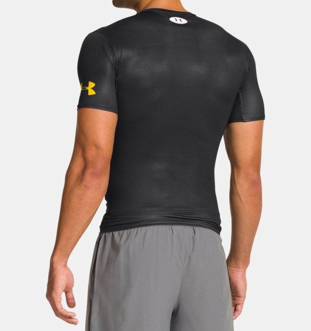 Camiseta de compresión de manga corta Under Armour® Transform Yourself para hombre