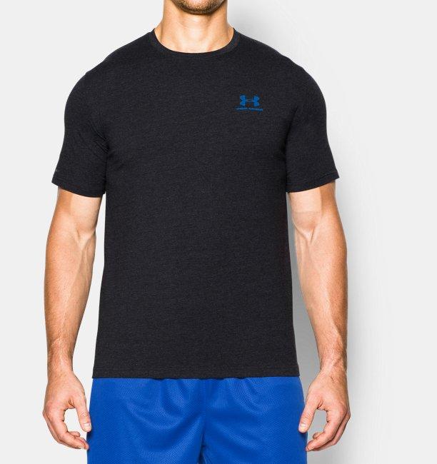 a605b165 Men's UA Charged Cotton® Left Chest Lockup T-Shirt | Under Armour AU