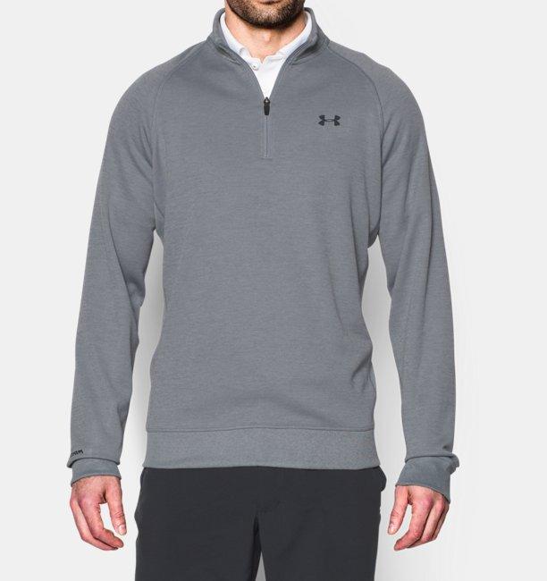 Cierre a ¼ para golf UA Storm Fleece para hombre  8cac01a00871b