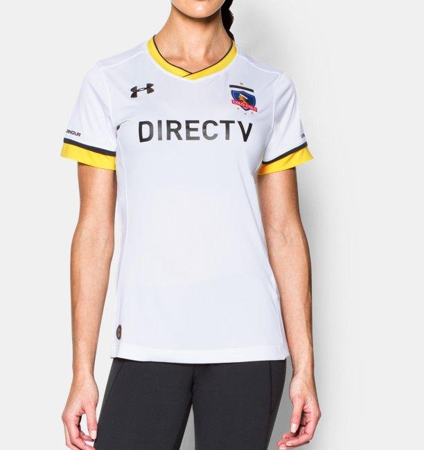 776b2cd8 Camiseta Oficial Colo-Colo Temporada 2016 para Mujer