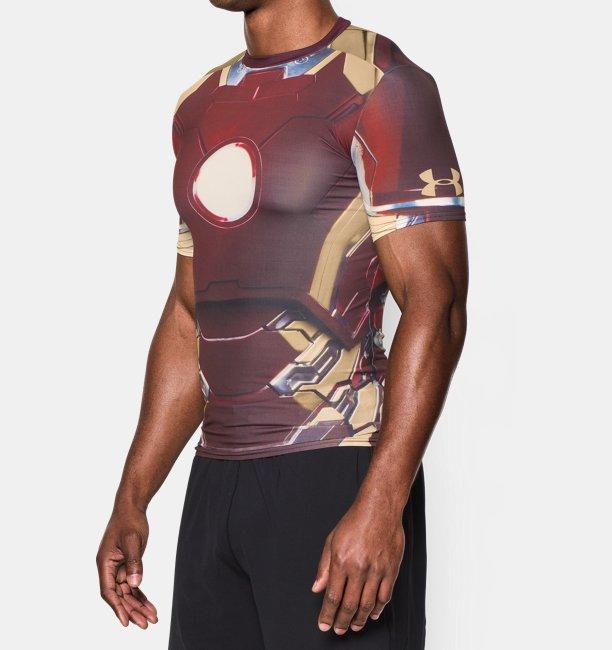 3600b65c3c4f7 Men's Under Armour® Alter Ego Iron Man Compression Shirt | Under ...