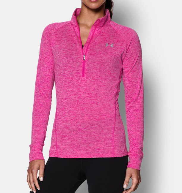 158a60c6 Women's UA Tech™ 1/2 Zip Twist | Under Armour IE