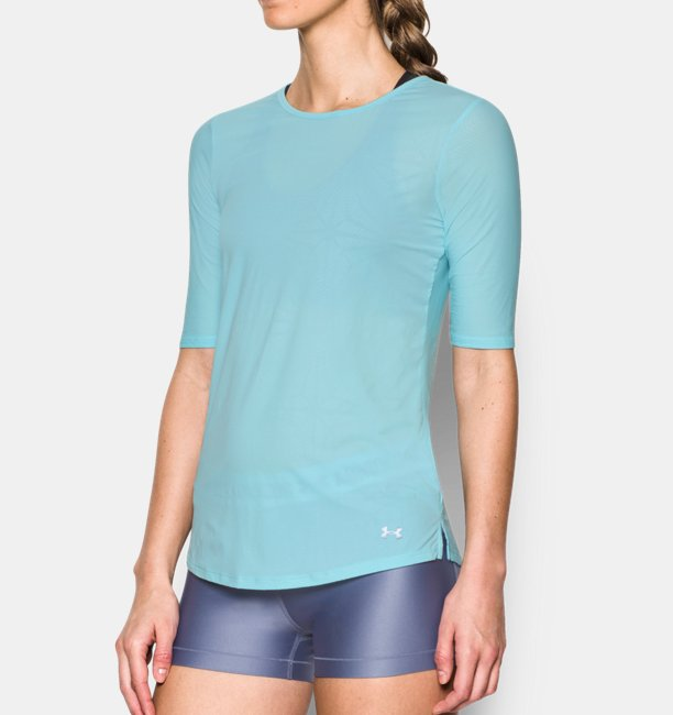Womens UA HeatGear® CoolSwitch Run Shirt