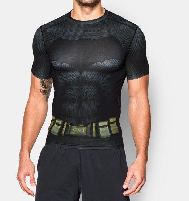 fff0ba34687b9 Polera de compresión Under Armour® Alter Ego Batman para Hombre ...