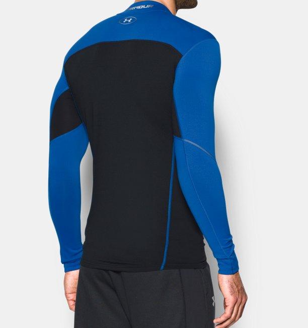 d905ae30b04 Camiseta de cuello redondo UA ColdGear® Armour para hombre