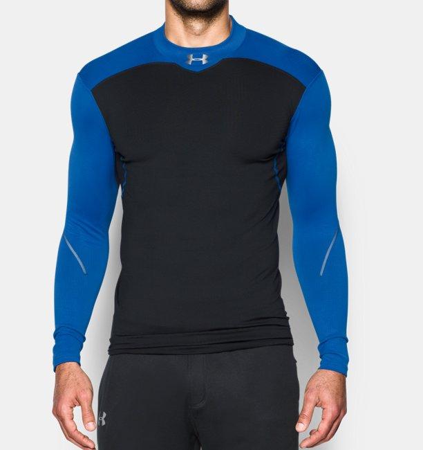 00c4c9f30b3 Camiseta de cuello redondo UA ColdGear® Armour para hombre