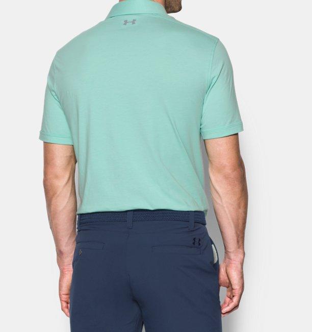 9a604397ea1b5 Men s Charged Cotton® Scramble Polo   Under Armour AU