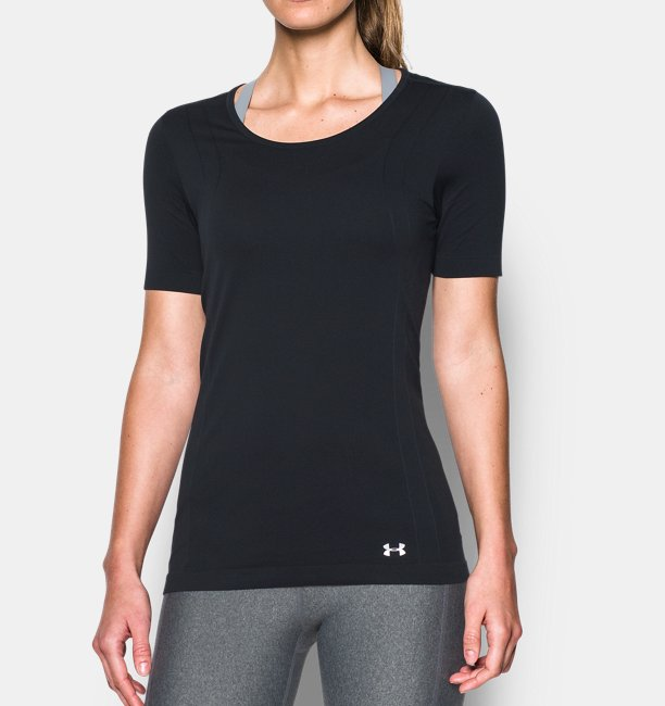 Women's UA Threadborne™ Seamless Short Sleeve