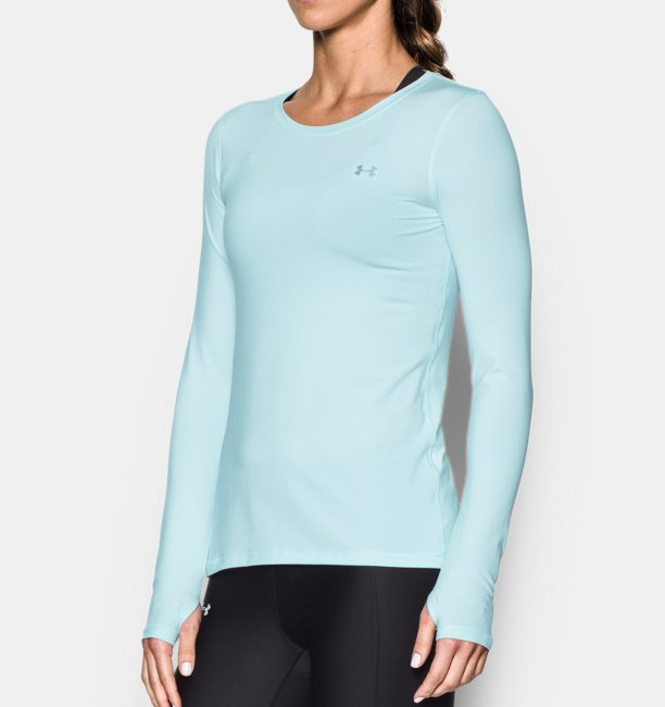 Womens UA HeatGear® Armour Long Sleeve