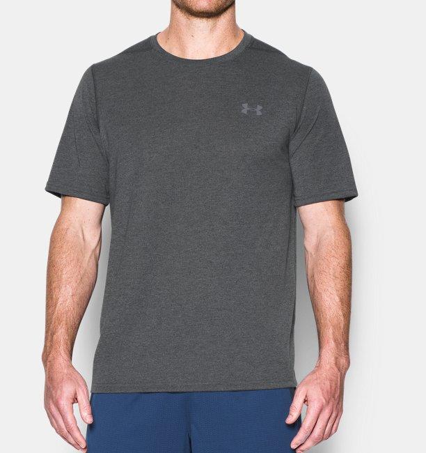Mens UA Threadborne Siro Twist T-Shirt