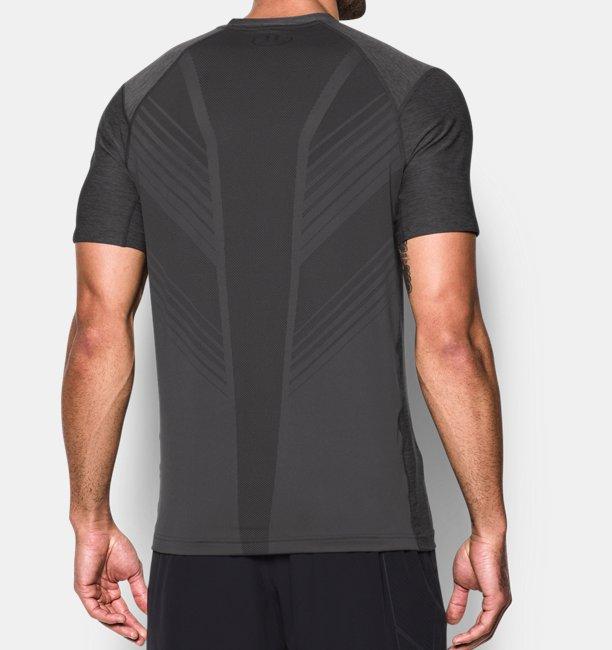 Mens UA SuperVent Short Sleeve