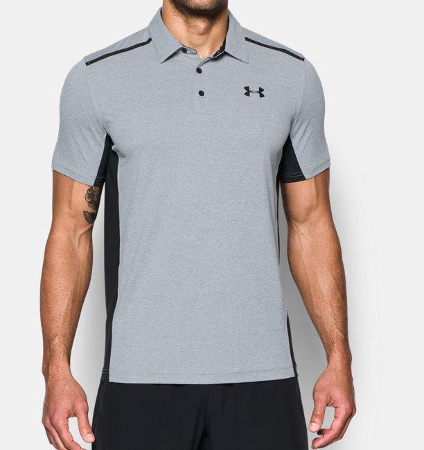 837699df55257 Camisa Polo UA Threadborne Center Court Masculina
