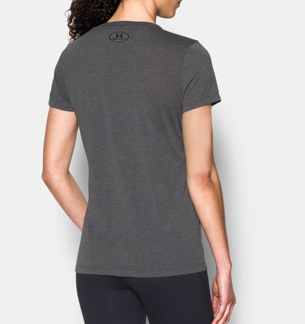 Womens UA Threadborne Train V-Neck