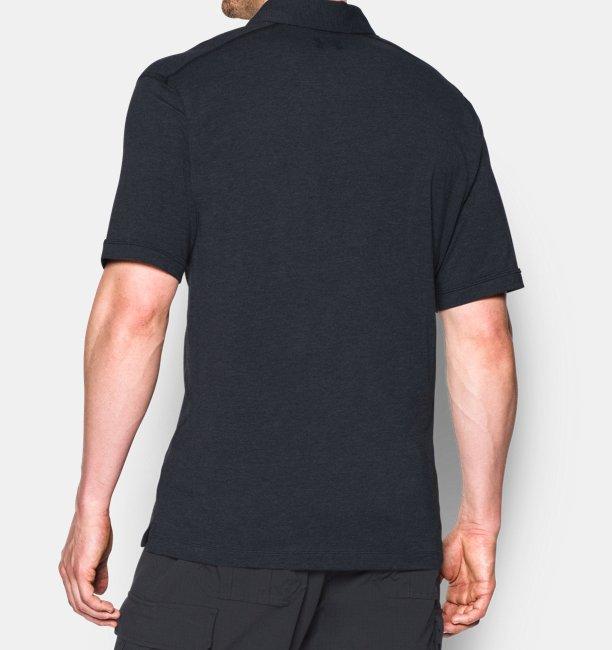 Erkek UA Tactical Charged Cotton® Polo