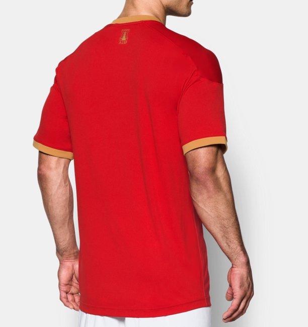 Camisa Oficial AZ Alkmaar 16/17 Masculina