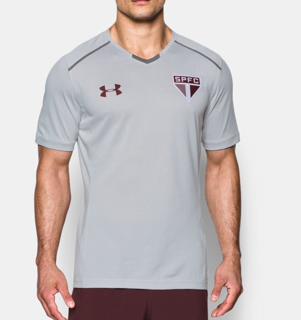 ab9441e4e9a Camisa Treino São Paulo - Masculina