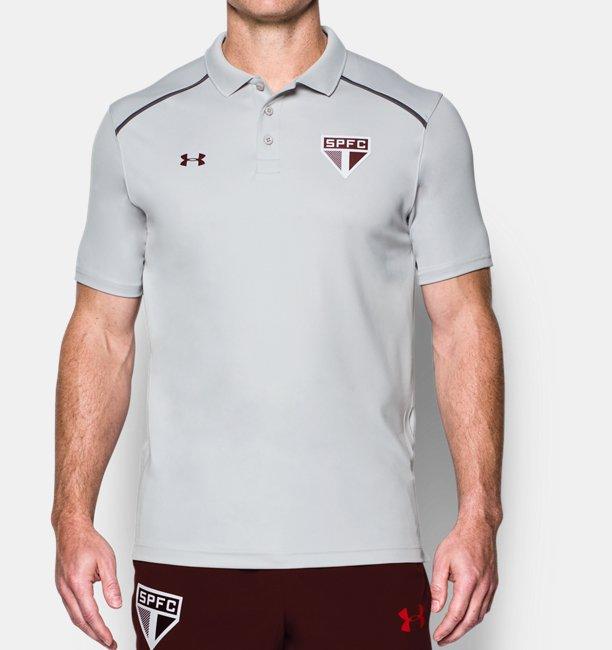 aa84890b9c5 Camisa Polo Treino São Paulo - Masculina