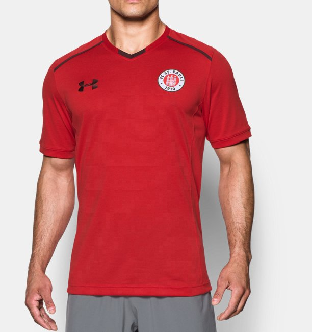Men's St. Pauli Training Short Sleeve