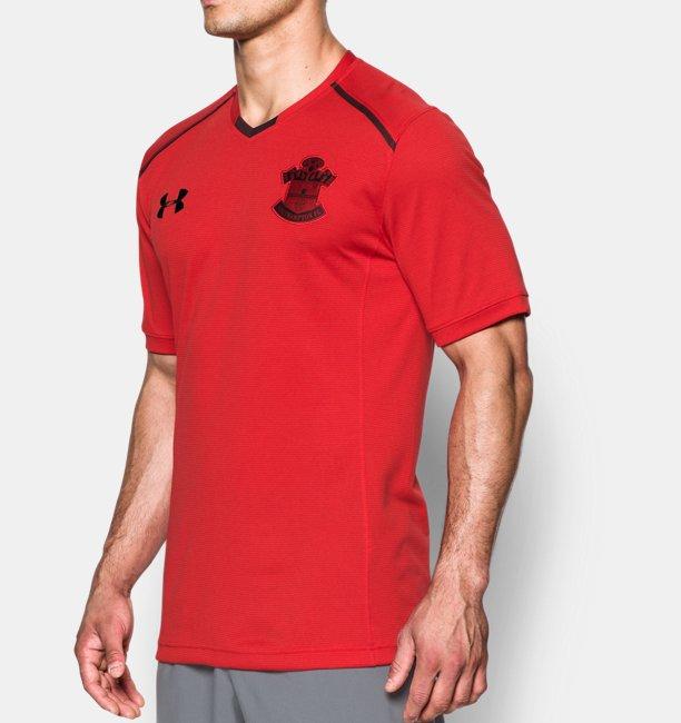 Mens Southampton Training Short Sleeve
