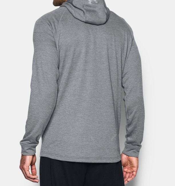 Mens UA Tech™ Terry Fitted Hoodie