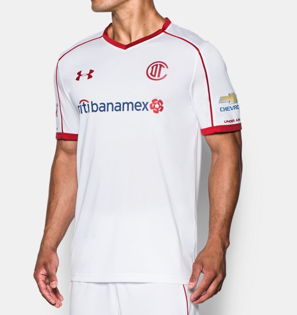 Mens Toluca Replica Home/Away Jersey