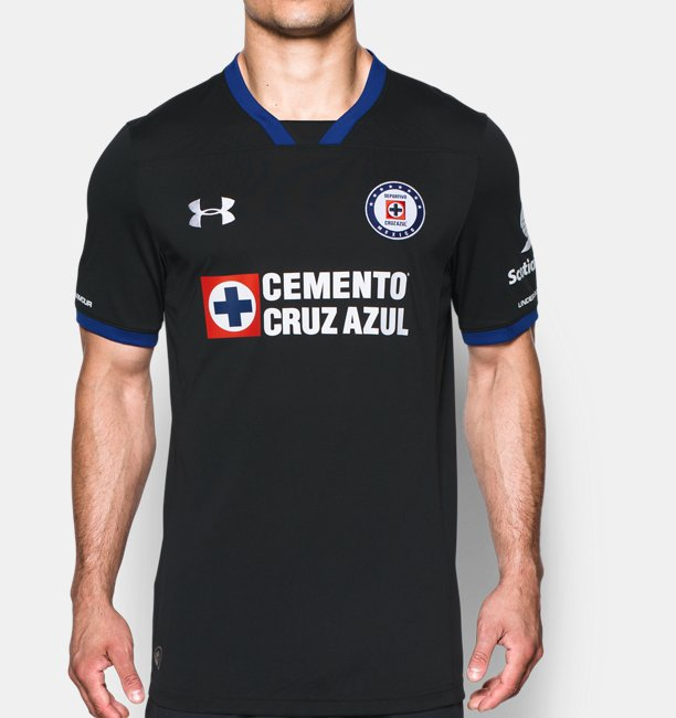 8b5f84959eb Men s Cruz Azul Replica Home Third Jersey
