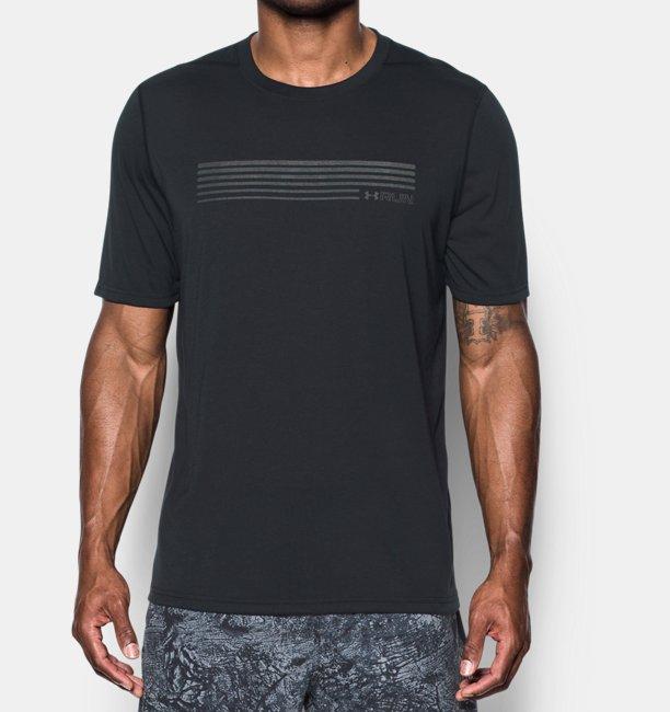 0f648f52817d8 Camiseta UA Run Graphic Masculina
