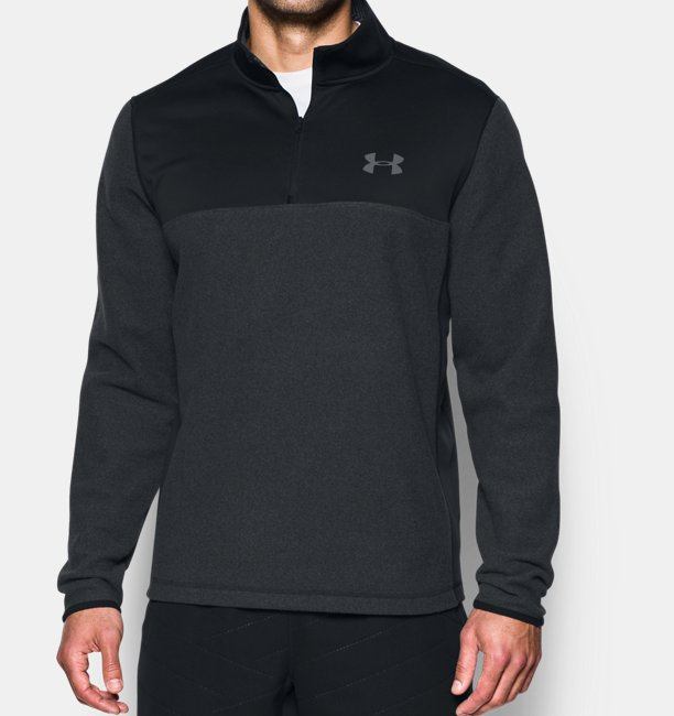 Mens ColdGear® Infrared Fleece ¼ Zip