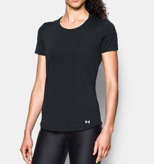 Womens UA Speed Strike Short Sleeve