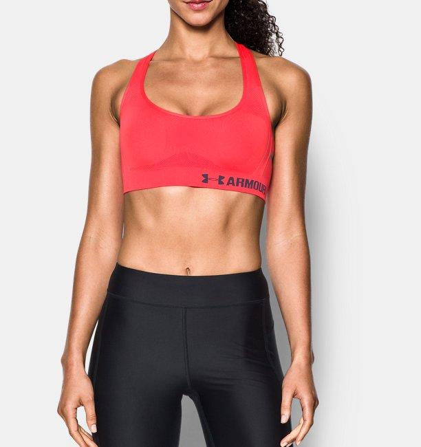 318aaa3629 Women s UA Threadborne™ Crossback Solid Sports Bra