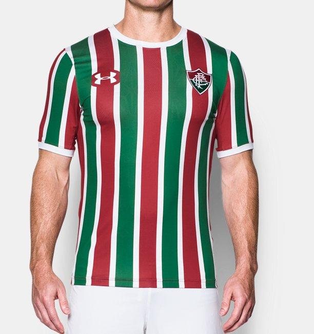 Camisa Fluminense FC Performance 17/18 Masculina