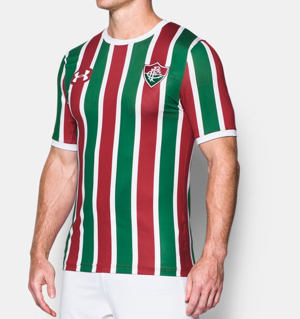 Mens Fluminense FC Authentic Jersey