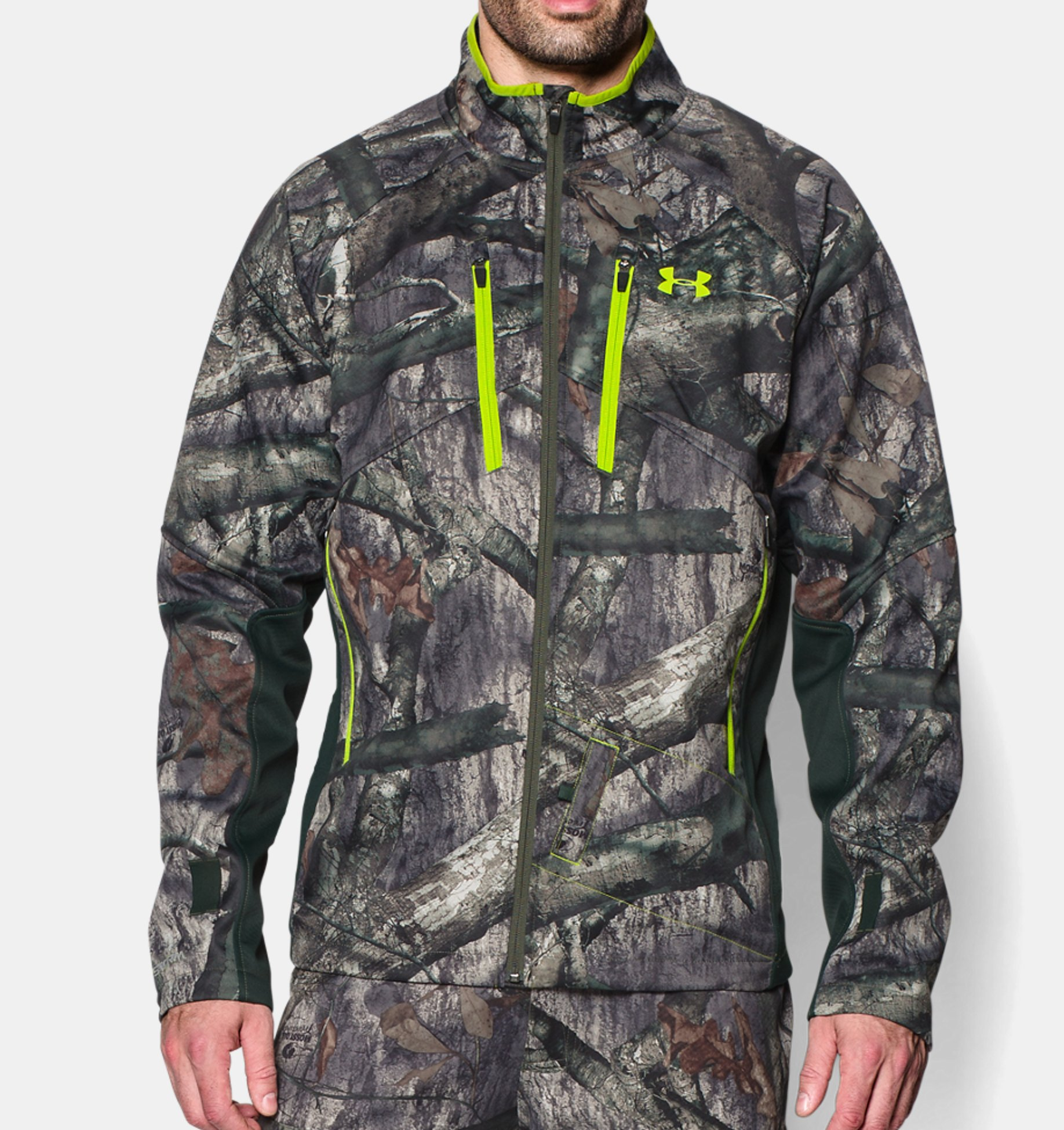 3f627f35cfeaf Men's UA Storm Scent Control Softershell Jacket | Under Armour NL