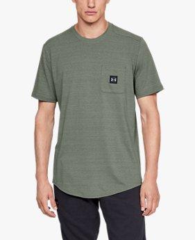 Pocket Sportstyle Camiseta para UA hombre 7ExqAw