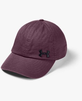 Women's UA Armour Washed Cap