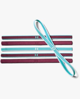 Women's UA Mini Headbands - 6 Pack