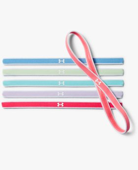 Girls' UA Mini Headbands – 6-Pack