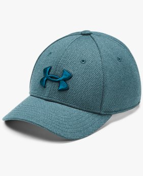 Boys' UA Heathered Blitzing Cap