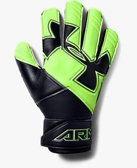 Kids' UA Desafio Football Gloves