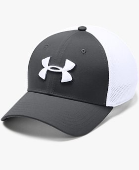 Men's UA Microthread Golf Mesh Cap