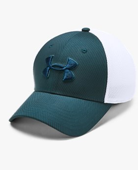 Gorra de Golf UA Microthread Mesh para Hombre