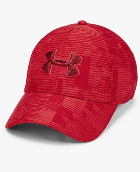 Boné Masculino Under Armour Printed Blitzing 3.0 Stretch Fit