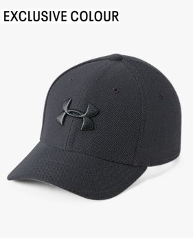 Boys' UA Heathered Blitzing 3.0 Cap