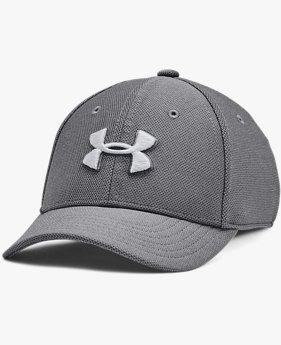 Boys' UA Heathered Blitzing 3.0 Cap