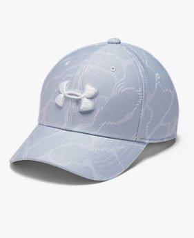 Erkek Çocuk UA Printed Blitzing 3.0 Şapka