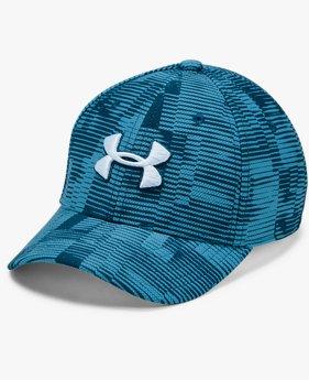Topi UA Printed Blitzing 3.0 untuk Pria Muda