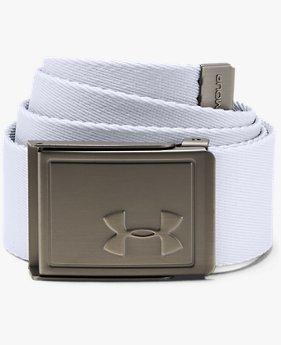 Boys' UA Solid Webbing Belt