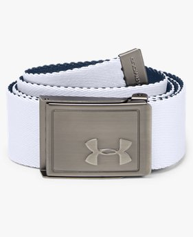Boys' UA Solid Webbing Belt
